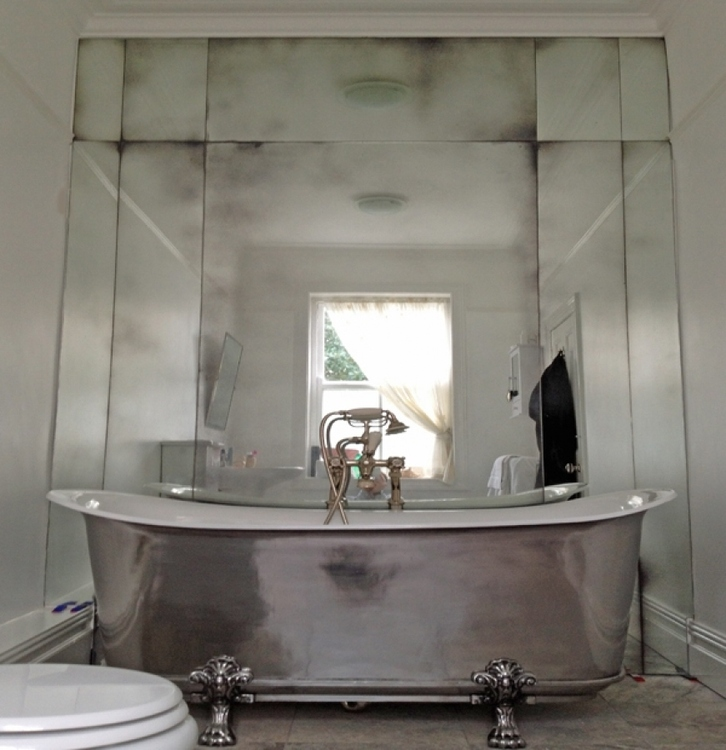 Bathrooms - Mirrorworks Antique Mirror Glass from ...