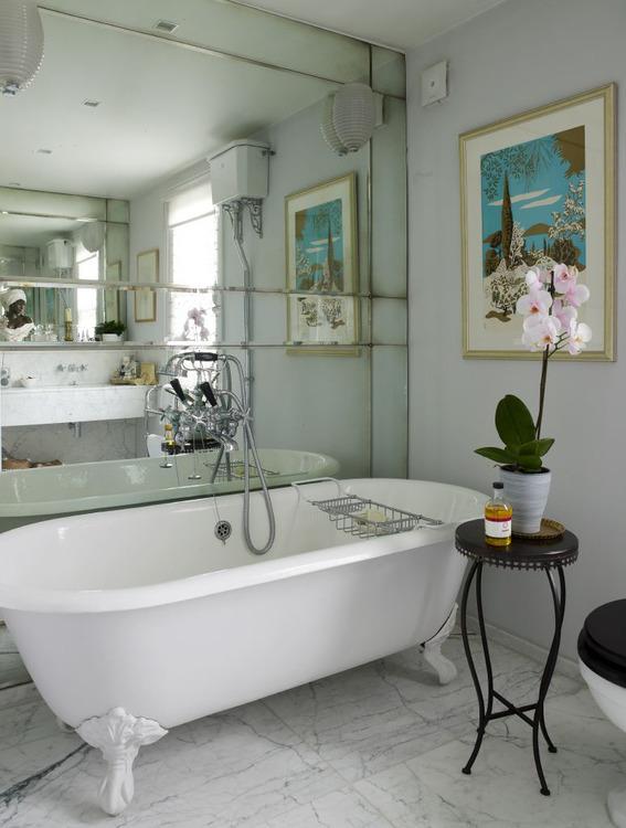 Bathrooms Mirrorworks Antique Mirror Glass From