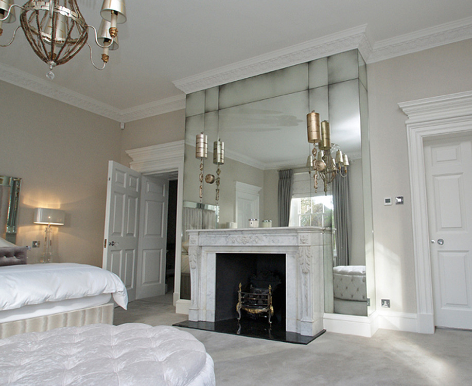 Bedrooms Mirrorworks Antique Mirror Glass from