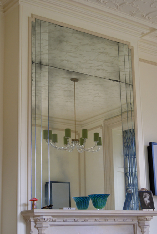 Dining Rooms - Mirrorworks Antique Mirror Glass from ...