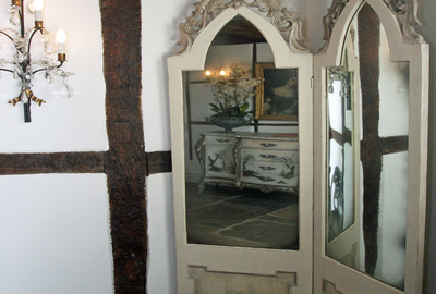Vintage-Screen-Antique-Mirror-Glass