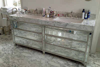 antique-mirror-bathroom-double-vanity