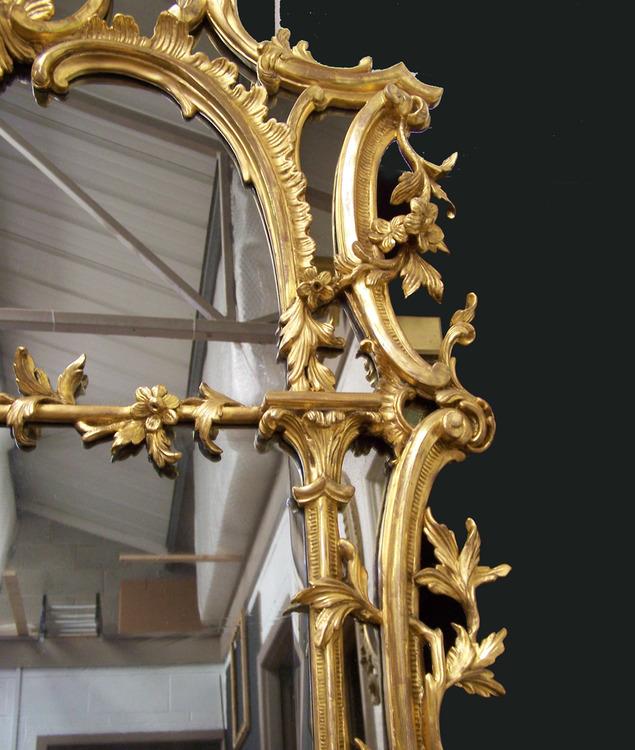 Restoration Mirrorworks Antique Mirror Glass From
