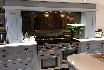 Bronze-Tinted-Antique-Mirror-Toughened-Splashback